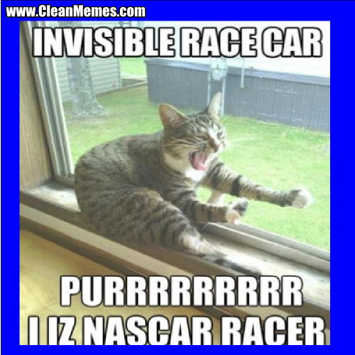 Clean Race Car Jokes