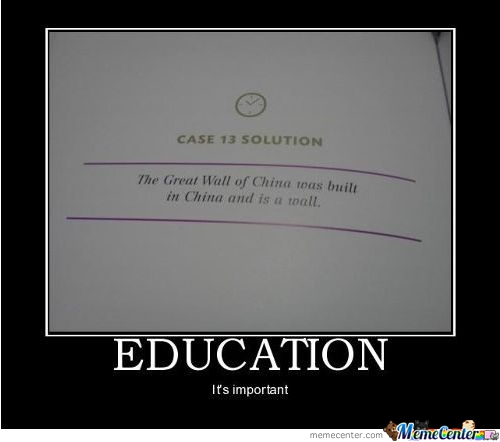 education system funny wallpapers: EDUCATED MEMES Image Memes At Relatably.com