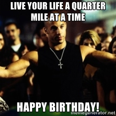 i live my life a quarter mile at a time meaning - photo #16