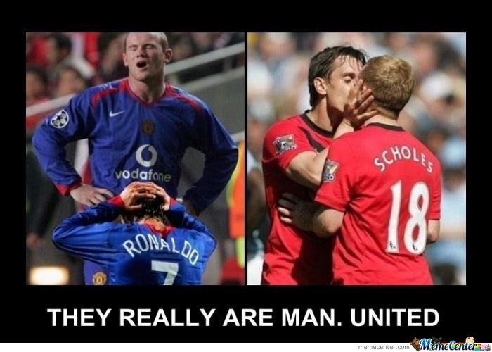 FUNNY MAN UNITED MEMES Image Memes At Relatably.com