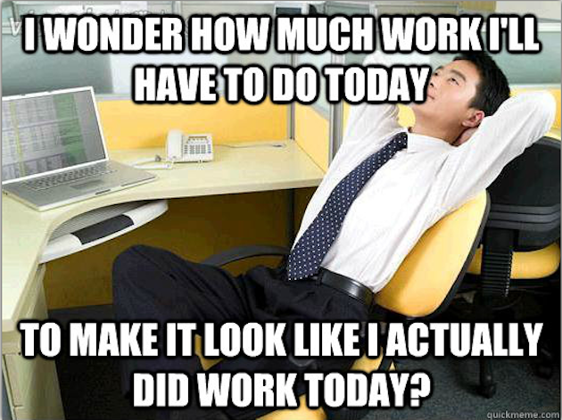 FUNNY WORK APPROPRIATE MEMES image memes at relatably.com Funny Memes About Work