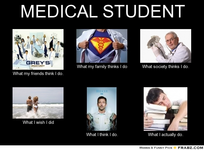 medical student dating resident