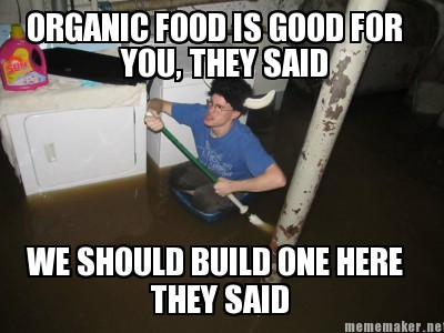 Funny Facts About Organic Food