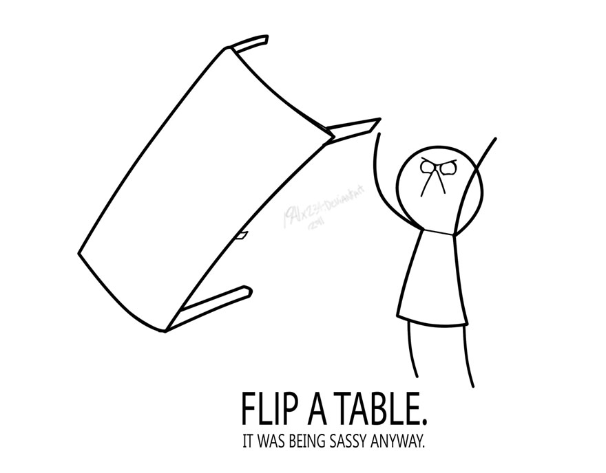 Flip The Table flip the table meme,the.free download funny memes