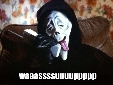 Scream Wazzup Meme,Wazzup.Best Of The Funny Meme