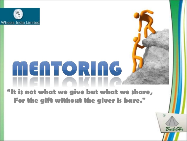 mentor mentee relationship in the bible
