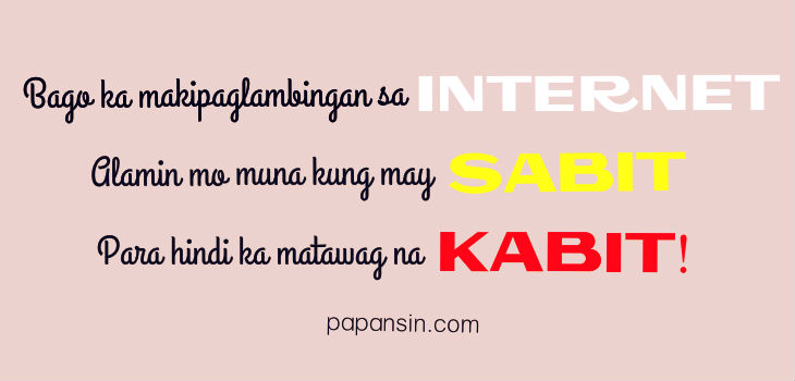 being yourself quotes tagalog image quotes at