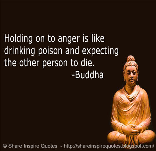 Love And Anger Quotes: BUDDHA QUOTES ON ANGER Image Quotes At Relatably.com