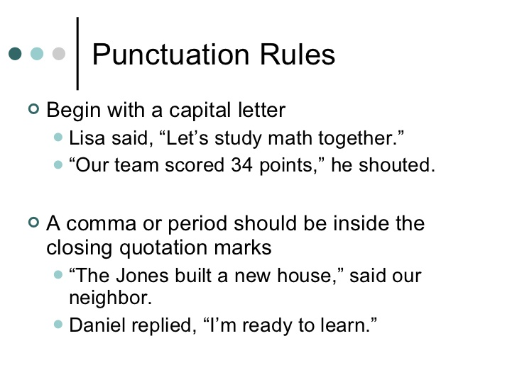 punctuation in titles of essays