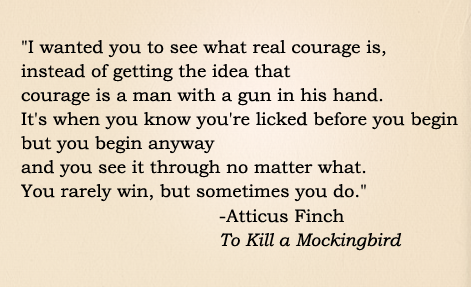 5 paragraph essay on atticus finch