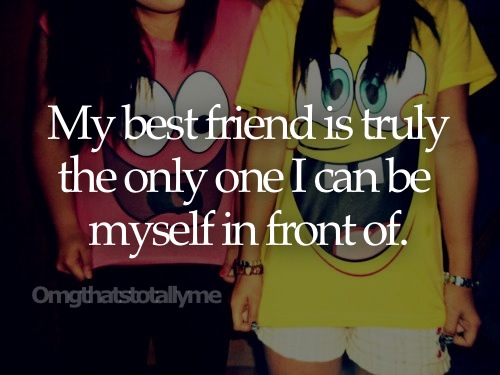 CUTE GIRL BEST FRIEND QUOTES TUMBLR image quotes at ...