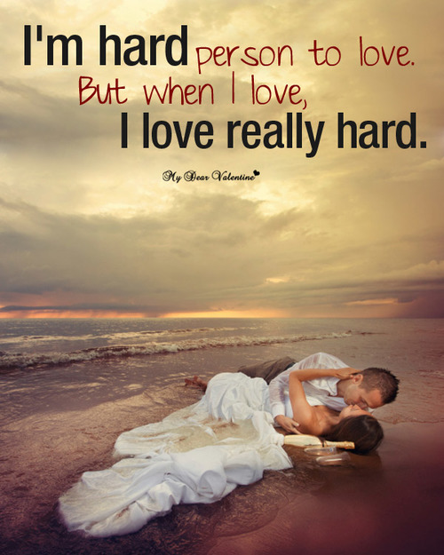 CUTE LOVE QUOTES FOR HER FROM THE HEART Image Quotes At