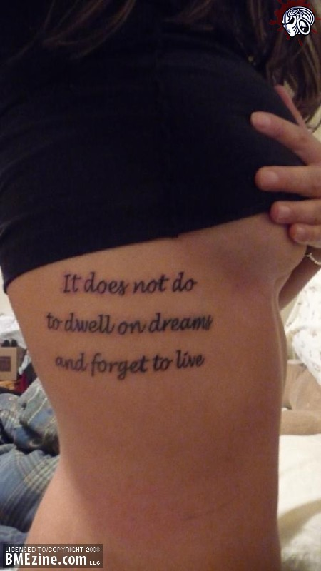 Cute Short Quotes About Life For Tattoos Image Quotes At Relatably Com