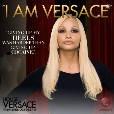 Donatella Versace Movie