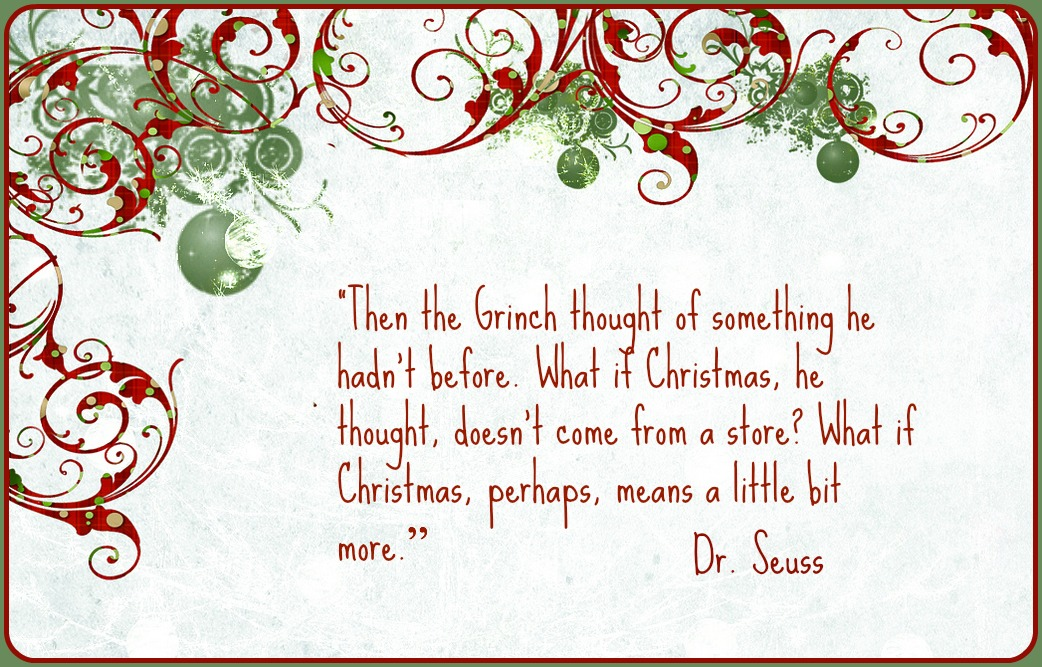 Christmas Quotes Image Quotes At Relatably Com: DR SEUSS QUOTES ABOUT FAMILY Image Quotes At Relatably.com