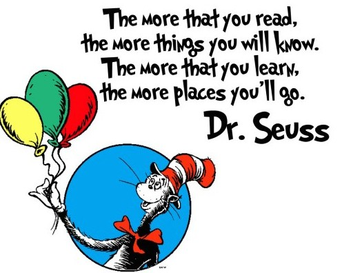 Dr. Seuss Quotes - BrainyQuote