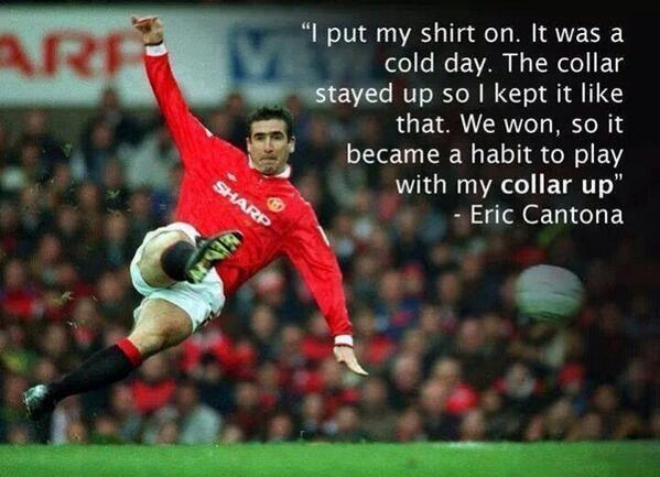 ERIC CANTONA QUOTES Image Quotes At Relatably.com