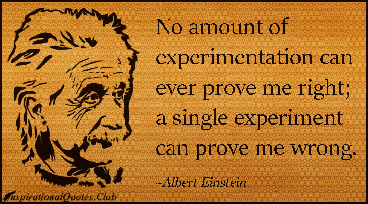 Experimentation Quotes Image Quotes At Relatably Com