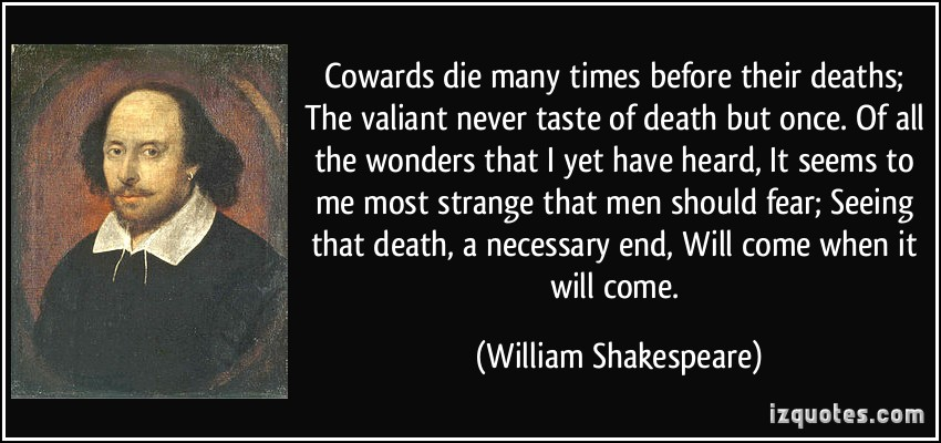 an analysis of procrastination and cowardice in hamlet a play by william shakespeare