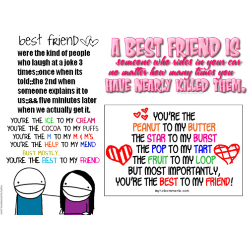 Funny Best Friends Forever Quotes Sayings Image Quotes At Relatablycom