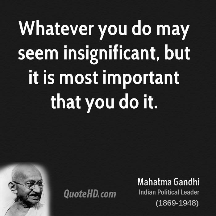 GANDHI QUOTES INDIAN VILLAGES Image Quotes At Relatably.com
