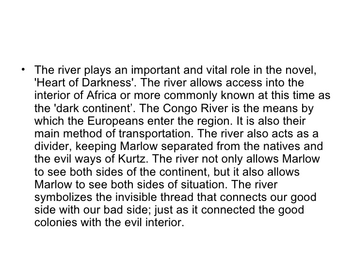 Heart of darkness kurtz essay