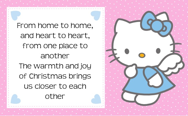 Christmas Quotes Image Quotes At Relatably Com: HELLO KITTY QUOTES Image Quotes At Relatably.com