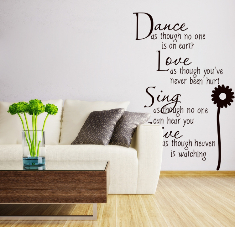 Home Decorating Words Home Decorations Via Relatablycom