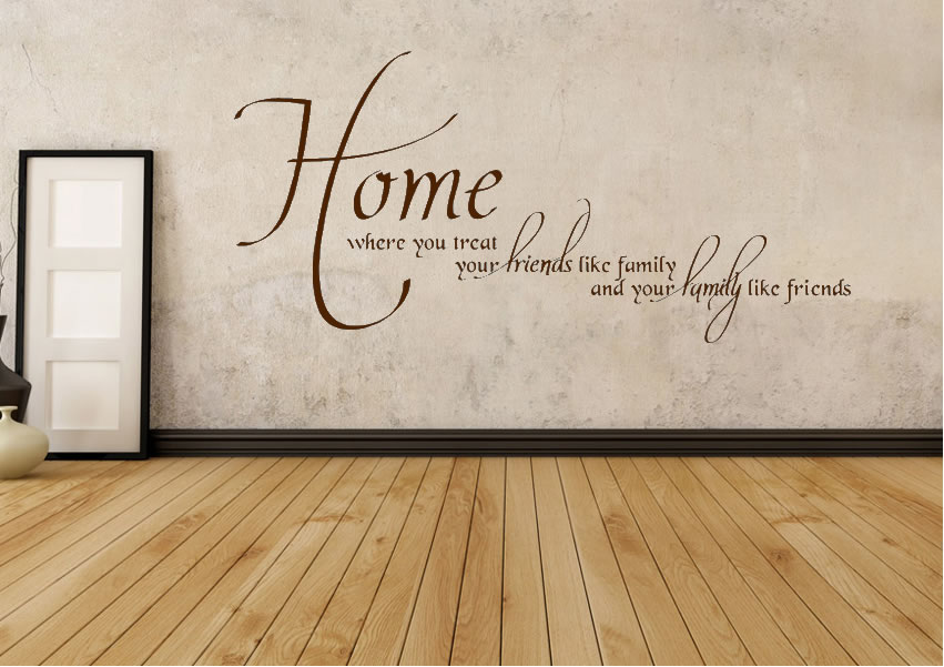 HOME QUOTES WALL DECALS image quotes at relatablycom