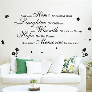 Living Room Wall Art Quotes Centerfieldbar Com