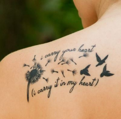 Tattoo Quotes About Inner Strength quotes via Relatably.com