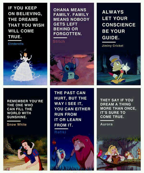 Inspirational Disney Quotes: INSPIRATIONAL DISNEY MOVIE QUOTES ABOUT LIFE Image Quotes