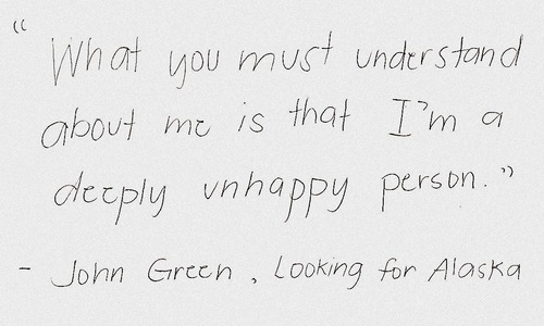 Looking For Alaska Quotes Tumblr