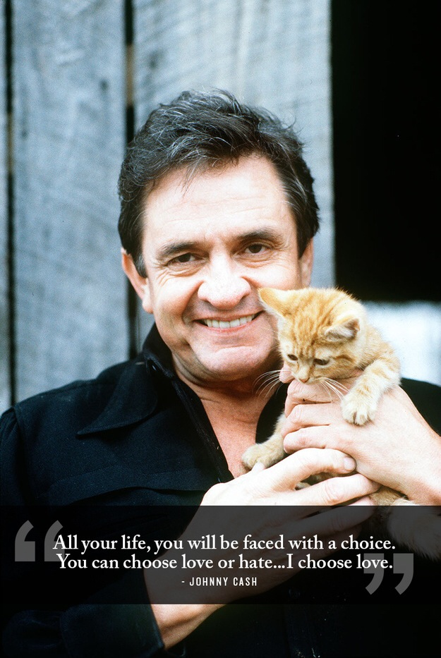 JOHNNY CASH QUOTES image quotes at relatably.com