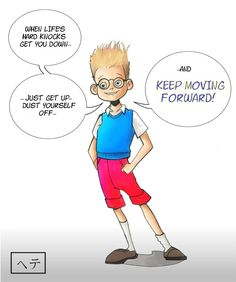 KEEP MOVING FORWARD QUOTES MEET THE ROBINSONS image quotes ...Keep Moving Forward Quote Meet The Robinsons