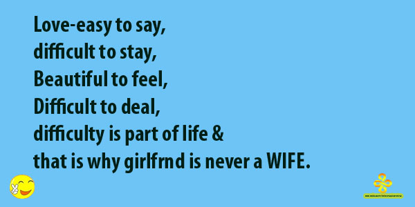 husband and wife relationship quotation