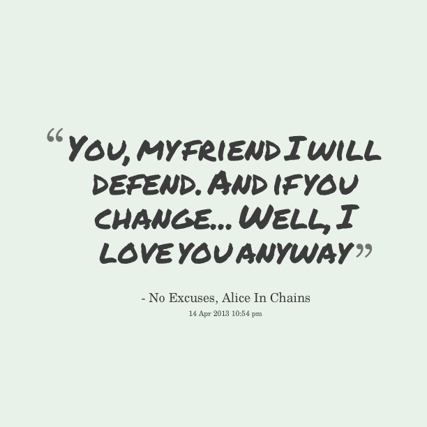 I Love U Friend Quotes: LOVE YOU MY FRIEND QUOTES Image Quotes At Relatably.com