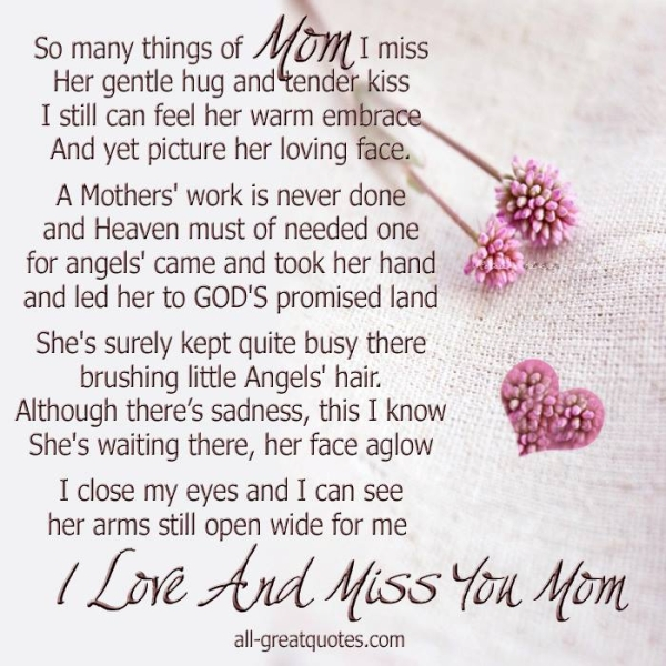 Quotes For Memory: MEMORY QUOTES FOR MOM Image Quotes At Relatably.com