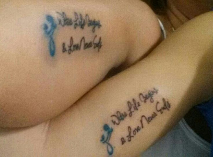 MOTHER QUOTES TO DAUGHTER TATTOOS image quotes at relatably.com