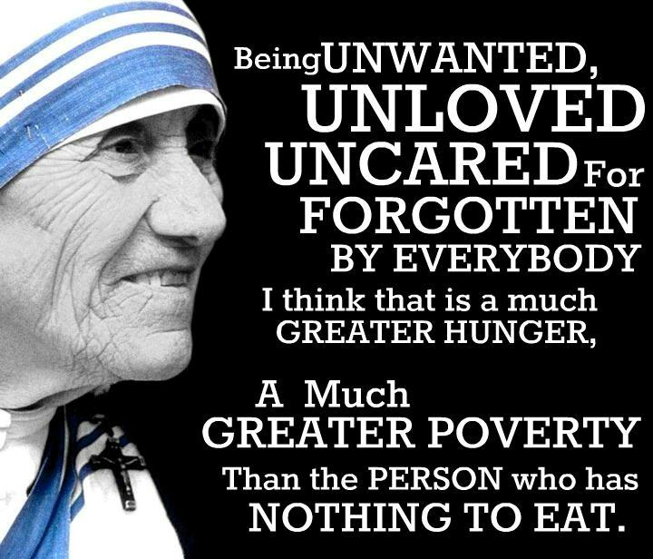 MOTHER TERESA QUOTES IMAGES Image Quotes At Relatably.com