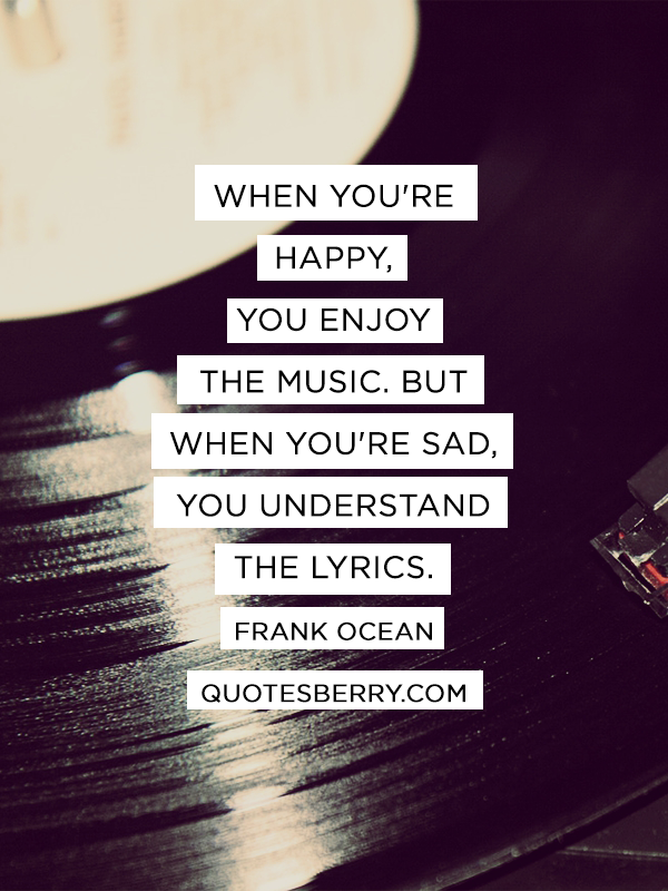quotes about music tumblr - photo #11