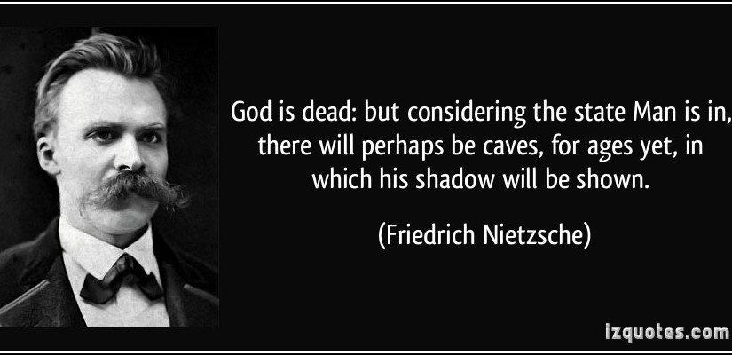 nietzsche essay god is dead Essay / theology why to read nietzsche by fred sanders on may 2, 2014 god was dead, to begin with if you want to understand the philosophy of friedrich nietzsche (1844-1900), you have to start where he started, with the premise that there is no god, and that christian monotheism had all been a big mistake.