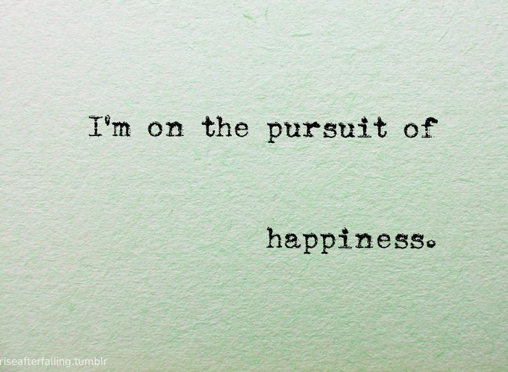 PURSUIT OF HAPPINESS QUOTES PINTEREST image quotes at ...