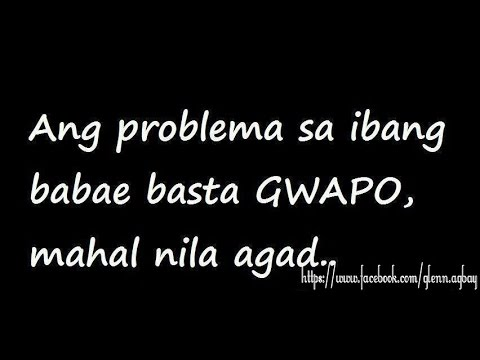 Hugot Funny Love Quotes : QUOTES ABOUT LOVE TAGALOG HUGOT image quotes at relatably.com