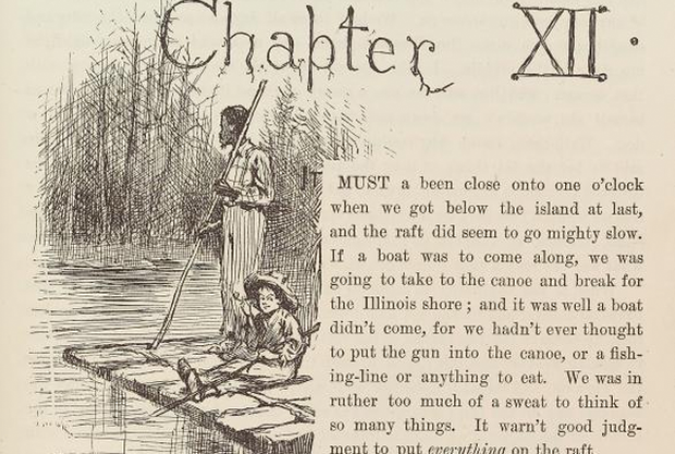 huck finn opposition to racism Start studying themes huck finn learn vocabulary, terms it seems that twain places organized religion in opposition to his central anti-racism theme.