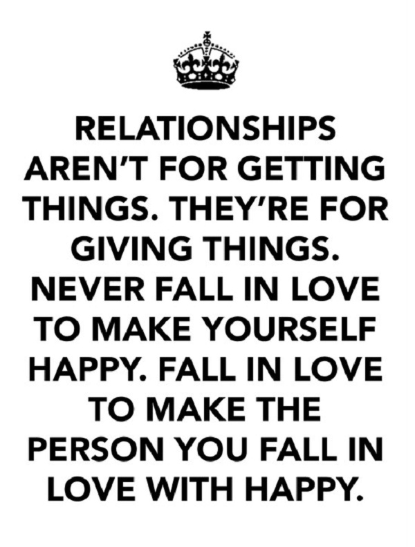 Quotes About Love Suggestions : RELATIONSHIP ADVICE QUOTES PINTEREST image quotes at relatably.com