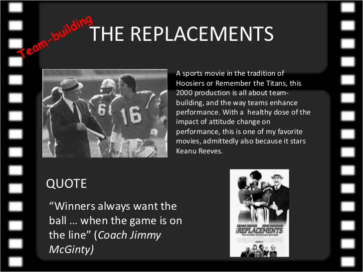 Movie quotes the replacements