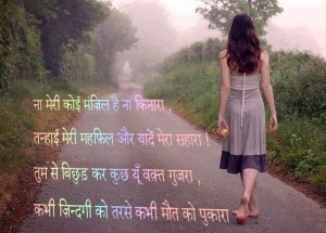 Sad Love Quotes In Hindi For Boyfriend With Images : SAD LOVE QUOTES FOR BOYFRIEND IN HINDI image quotes at relatably.com