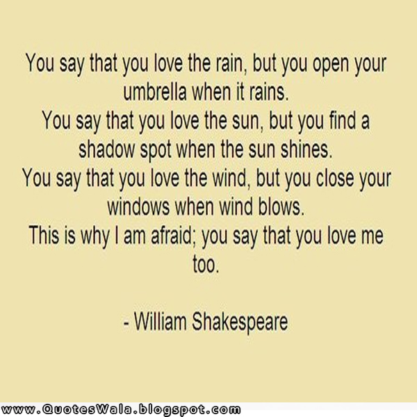 Shakespeare Quotes About Love: SHAKESPEARE LOVE QUOTES FOR HER Image Quotes At Relatably.com