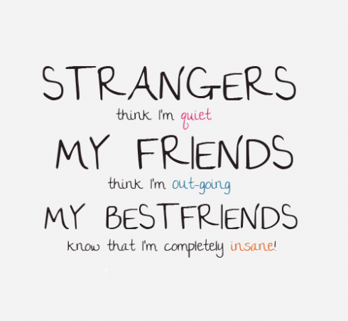 SHORT CUTE BEST FRIEND QUOTES TUMBLR image quotes at ...